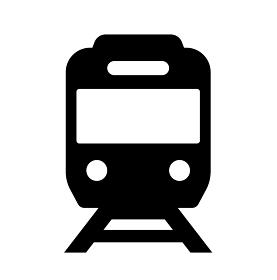 アイコン 電車 交通