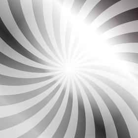放射状A 銀