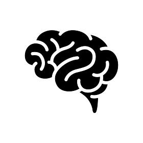 脳みそのアイコン