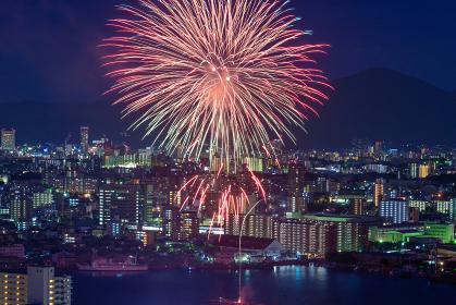 くきの海花火の祭典