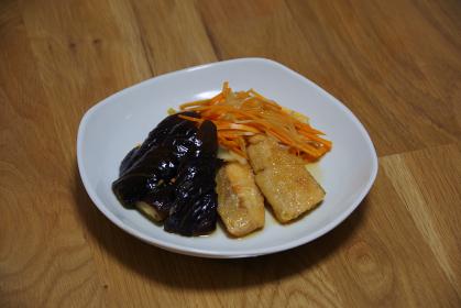 野菜と鮭の南蛮漬け