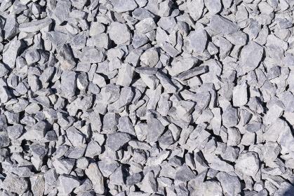 砕石 砂利のテクスチャ