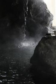 温泉露天風呂