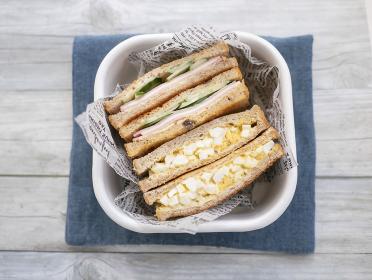 サンドイッチのタグ