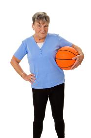 senior sports basketball