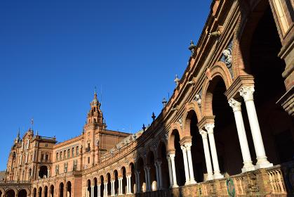 スペイン広場、セビリア、スペイン