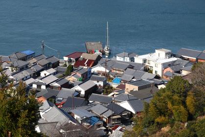 瀬戸内の漁村