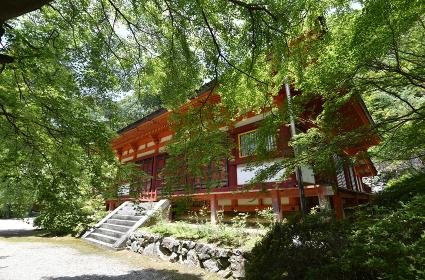 談山神社 神廟拝所 奈良県桜井市