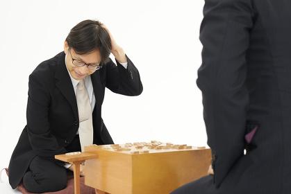 将棋 悩む棋士