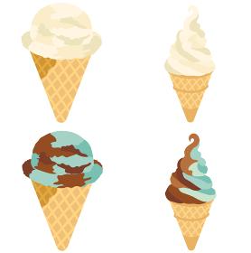 暑い夏に食べたい!アイスクリーム