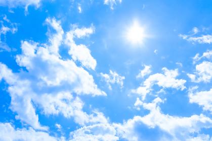 青空と雲 3122
