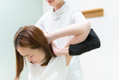 整体・マッサージ・肩の悩み
