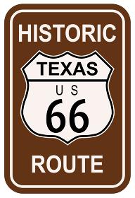Texas Historic Route 66
