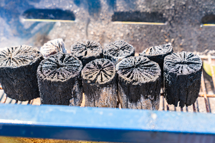 炭火 炭火焼き すみび 木炭 炭