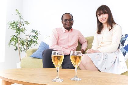 国際結婚・外国人カップル