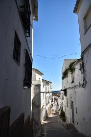 白い村、カサレス、スペイン