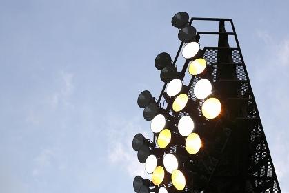野球場の照明