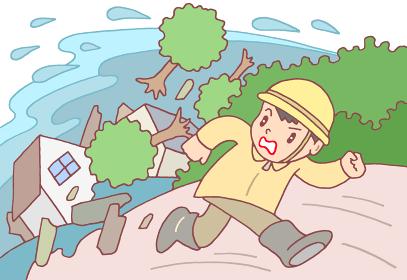 土砂災害・土石流