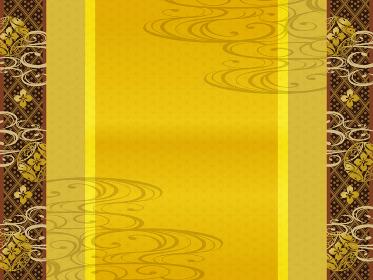 和柄の背景素材(横向き)
