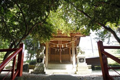 白瀧神社(あきる野市)