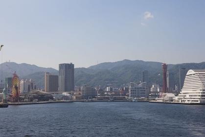 神戸の町並み、2013年