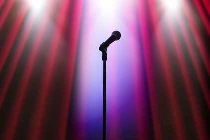 舞台のカーテン
