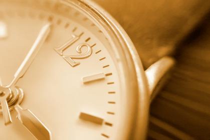 古い腕時計の文字盤 1