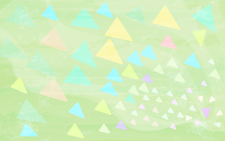 シンプルな線と図形のアブストラクト素材、進行方向へ進むイメージ