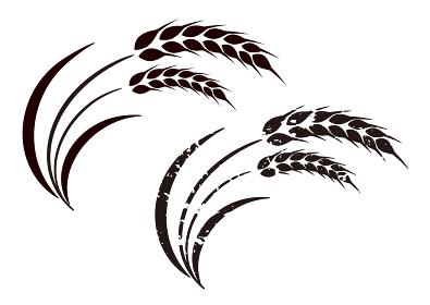 麦のマーク