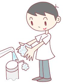 感染症予防・手洗い