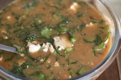 宮崎県の郷土料理の冷汁