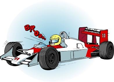 F1レーシング