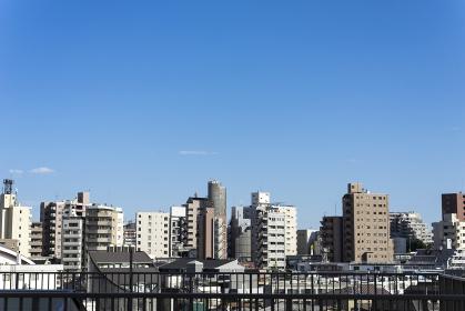都市の風景 東京世田谷