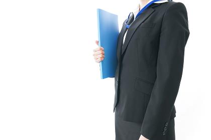 オフィスで働く女性・派遣社員イメージ