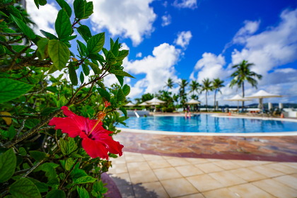 グアムのリゾート