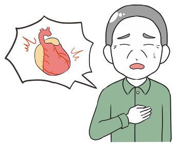 動悸 心臓付き 高齢男性