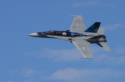 カナダ空軍のCF-18ホーネット
