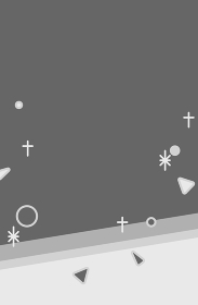 背景素材 幾何学 図形 モノクロ 白黒