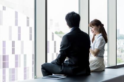 ビジネスイメージ・男性・女性