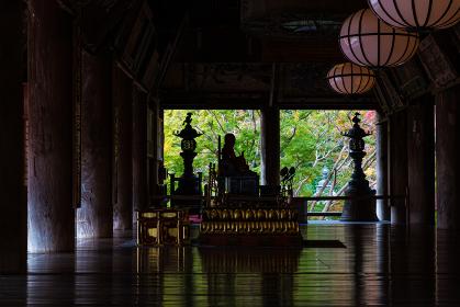 長谷寺 (奈良県桜井市 2012/11/08撮影)