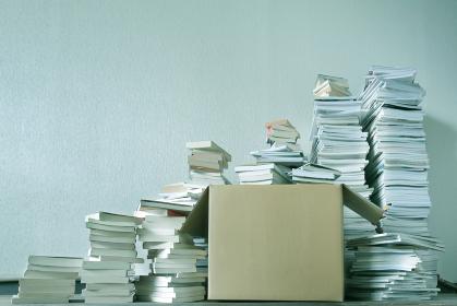 たくさんの本や雑誌や文庫本の処分と断捨離