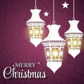 Christmas Glossy Star Background. Vector Illustration. EPS10. Christmas Glossy Star Background. Vector Illustration.