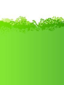 新緑イメージ 背景素材