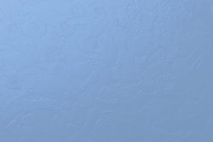 デイジーの花のある青い3dイラストレーション
