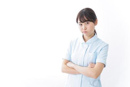 看護師・怒り