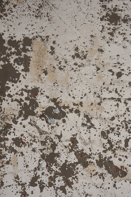 hand-painted concrete imitation background on fabric