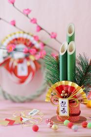 お正月のお飾りのイメージ写真