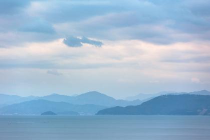 四国、11月の小豆島 香川・日本