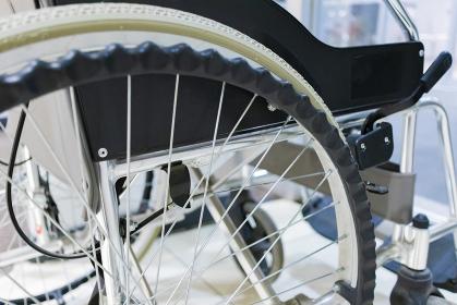 車椅子の車輪 3836