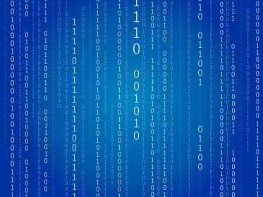バイナリコード プログラム 2進数 背景 壁紙 素材